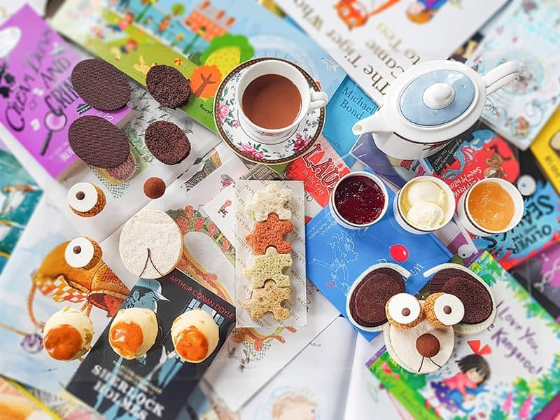 21 Best London Themed Afternoon Tea