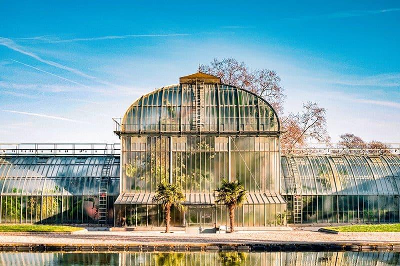 Geneva Botanical Garden, Switzerland