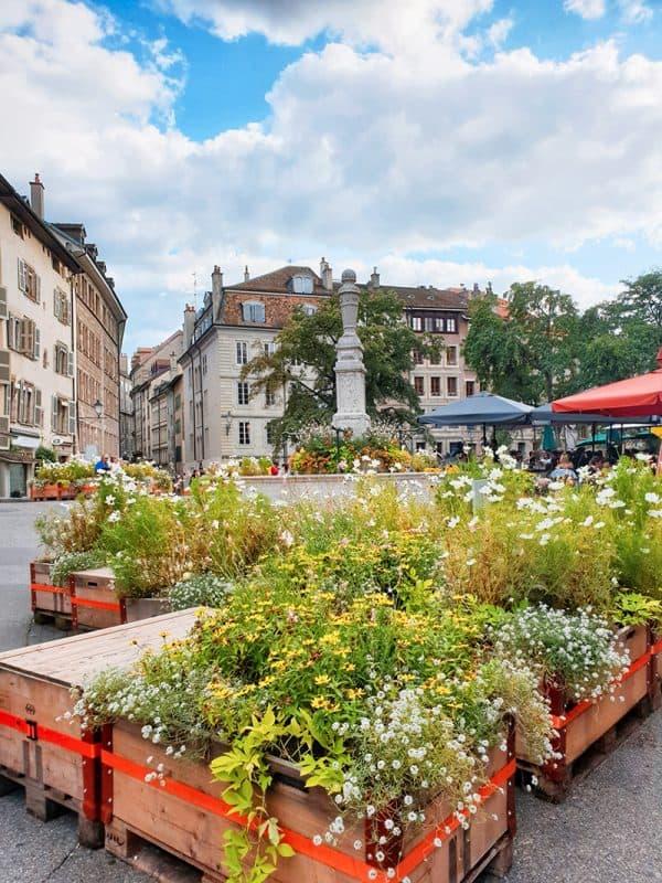 Place du Bourg du Four, Geneva