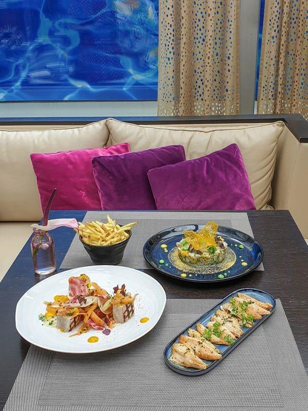 Trilby Restaurant, Hotel N'vy, Geneva, Switzerland