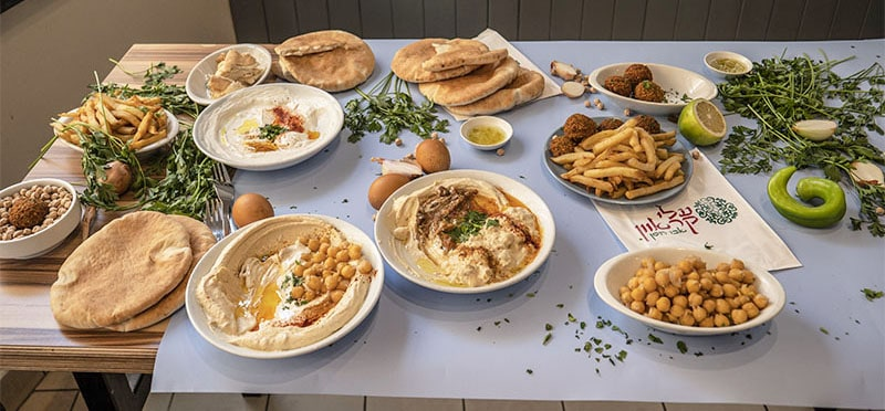 BEST ISRAELI RECIPES AND FOODIE SPOTS
