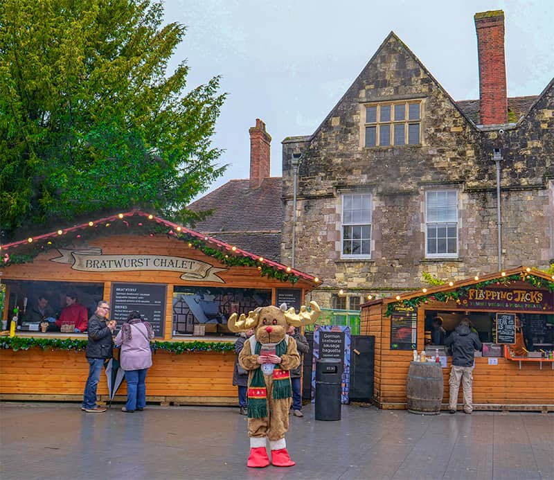 Winchester Christmas Market 2019 | Best Tips for Visitors