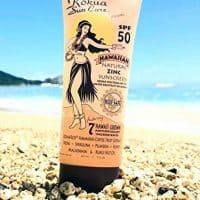 Natural Zinc Sunscreen SPF 50/80 Minutes Water Resistance