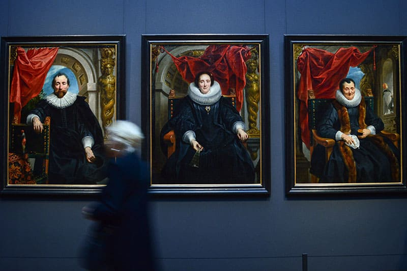 The Rijksmuseum Amsterdam, Netherlands is one of the best virtual art museum tours