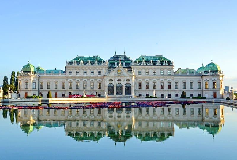 The Belvedere Museum, Vienna, Austria