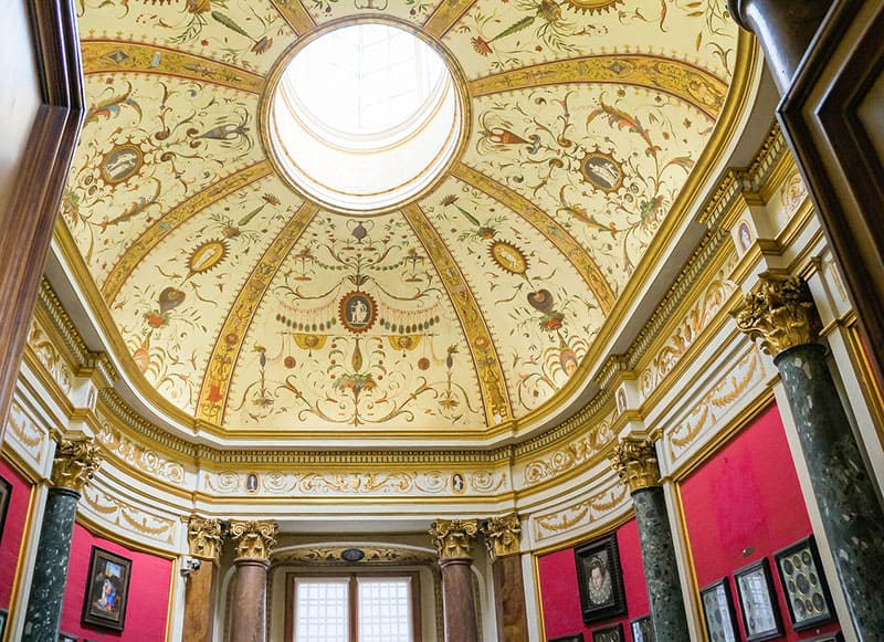 The Uffizi virtual tour in Florence, Italy