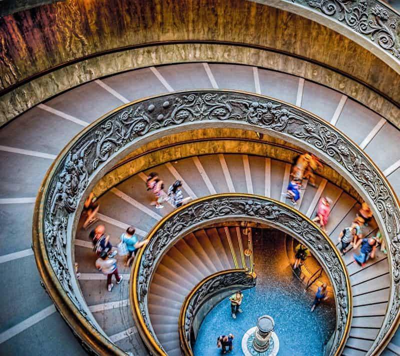 The Vatican Museum virtual tour