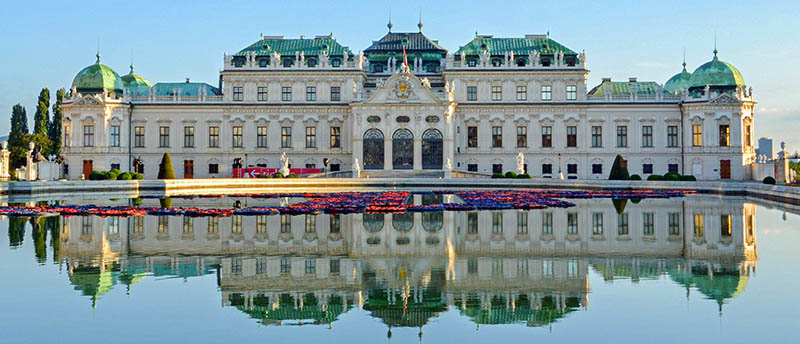 MOST BEAUTIFUL EUROPEAN PALACES
