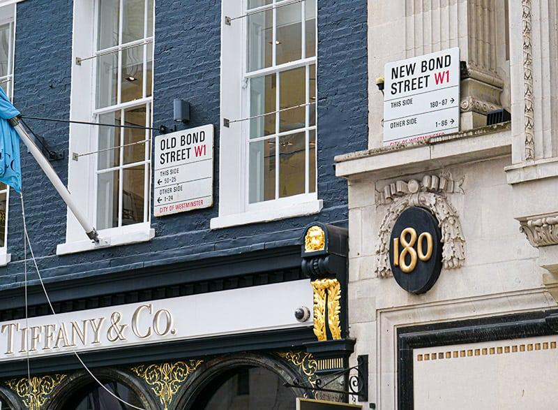 Bond Street London: A Luxury Guide