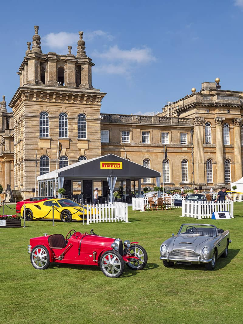 Salon Privé 2020 – The UK's Most Exclusive Motor Event