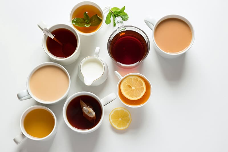 Best Tea in the World: 7 Great Types of Tea