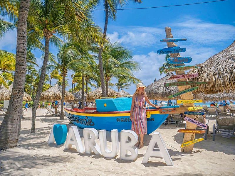 10 Reasons Why Aruba is One Happy Island