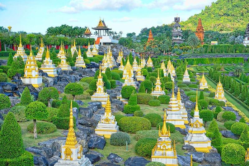 Nong Nooch Tropical Garden, Thailand