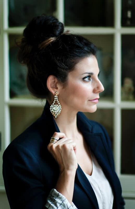 Atelier Swarovski earrings