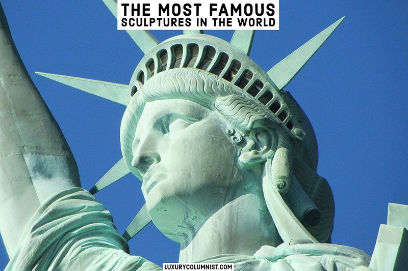 The most famous sculptures in the world