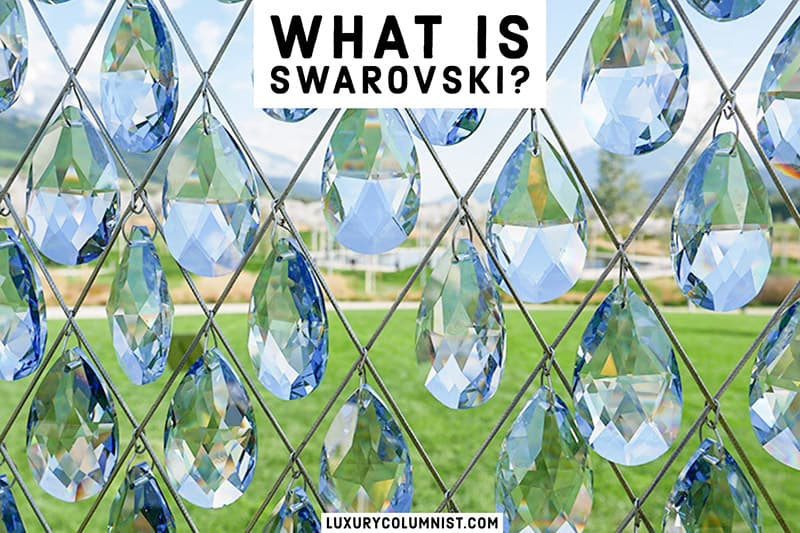 What is Swarovski?