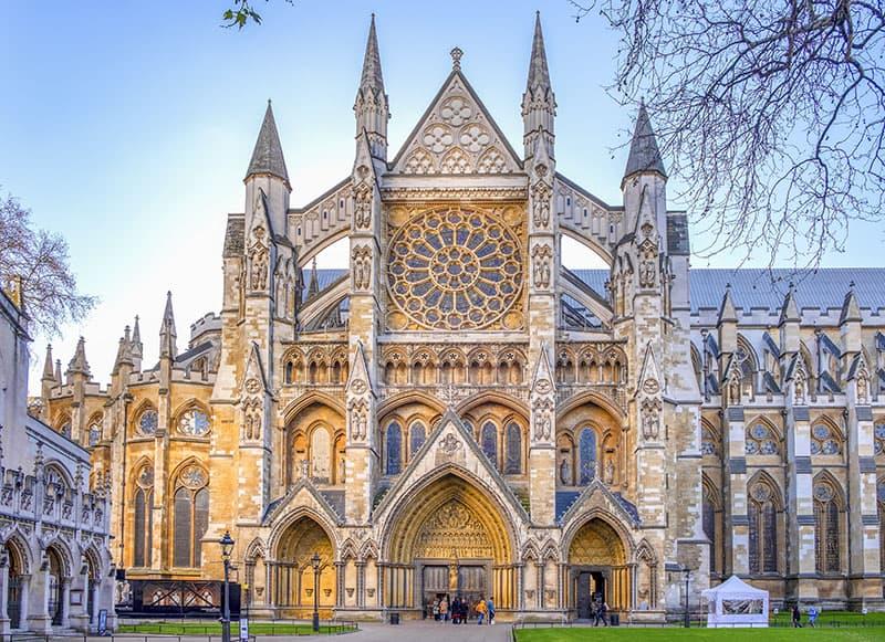 Dean's Yard, Westminster Abbey, London, United Kingdom