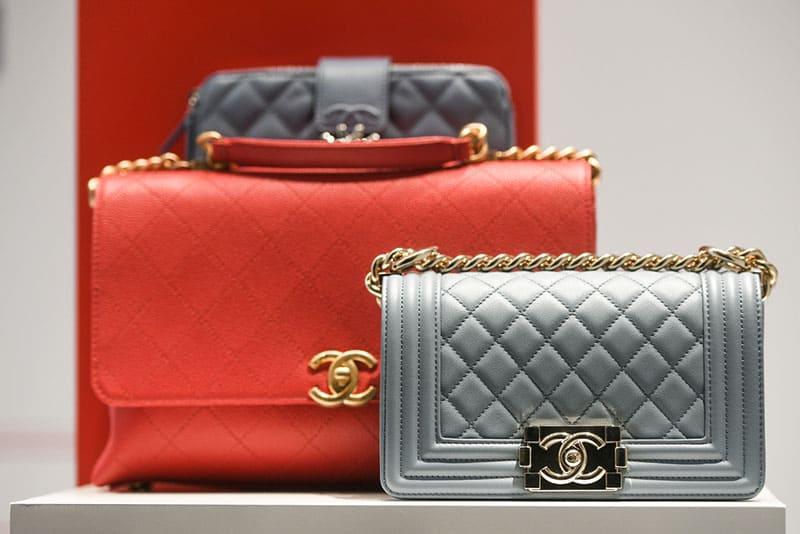 Chanel is one of the top luxury handbag brands
