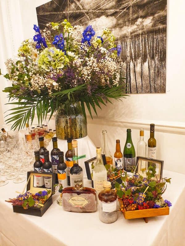 Vana Tallinn liqueur and other Estonian beverages